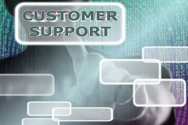 Check out the Customer Support
