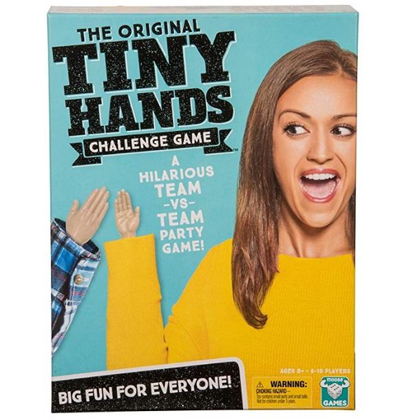 The Original Tiny Hands Challenge Game
