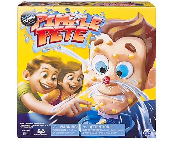 Pimple Pete Party Game
