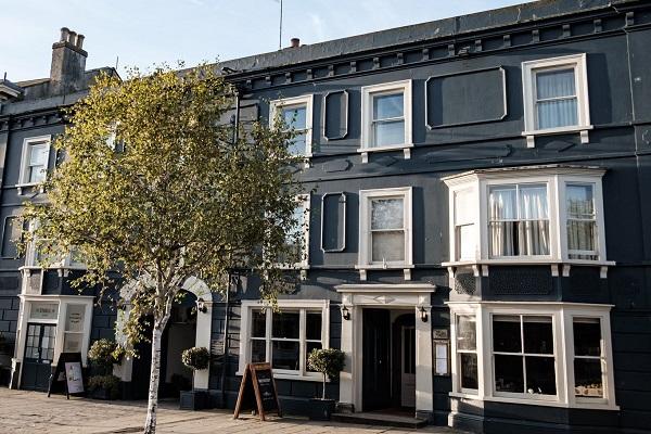 The Bull Hotel, East St, Bridport