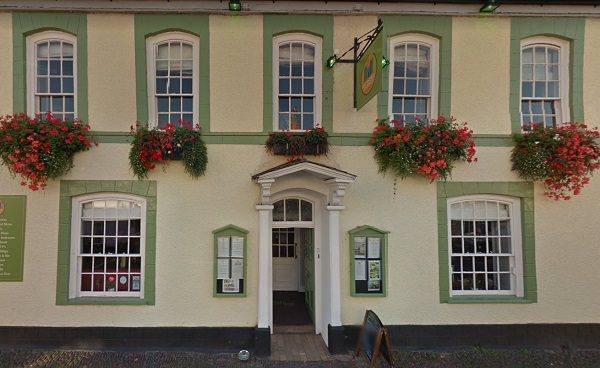 The Dunster Castle Hotel, Dunster, Minehead