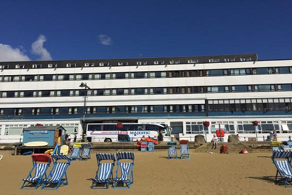 Trouville Hotel, Esplanade, Sandown