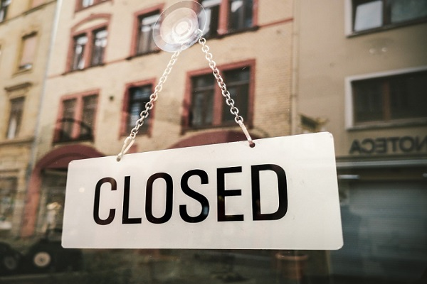 Sites Closing Down