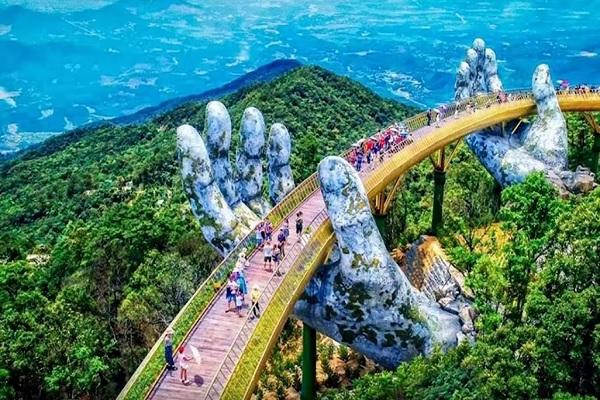 Cầu Vàng - The Golden Bridge