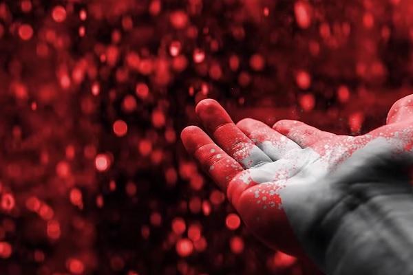 Its Raining Blood