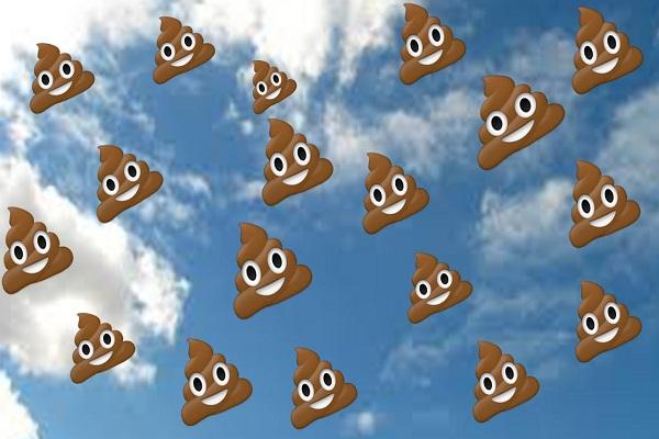 Its Raining Human Poo