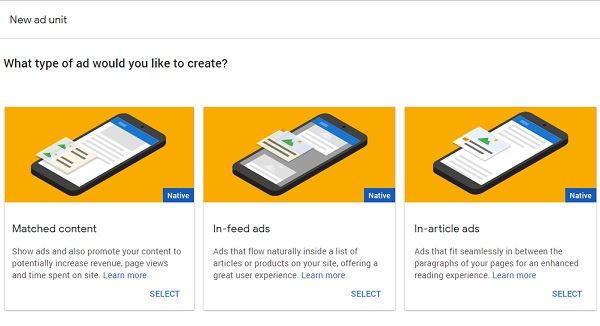 Adsense Features You Are Probably Not Utilizing - In-Article Ads