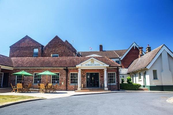 The Woburn Hotel, George St, Woburn, Milton Keynes