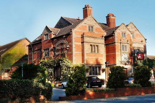 Grosvenor Pulford Hotel & Spa, Pulford, Chester