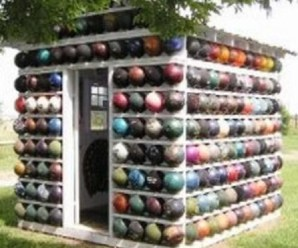 Ten Amazing Garden Sheds Made From Recycled Things