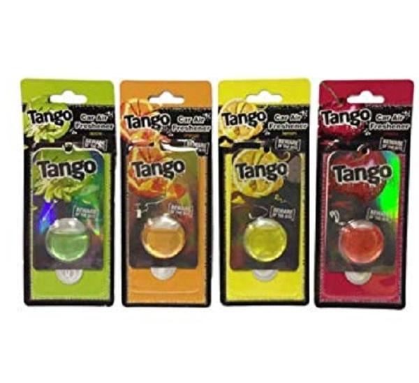 Tango Fizzy Drinks Car Air Fresheners