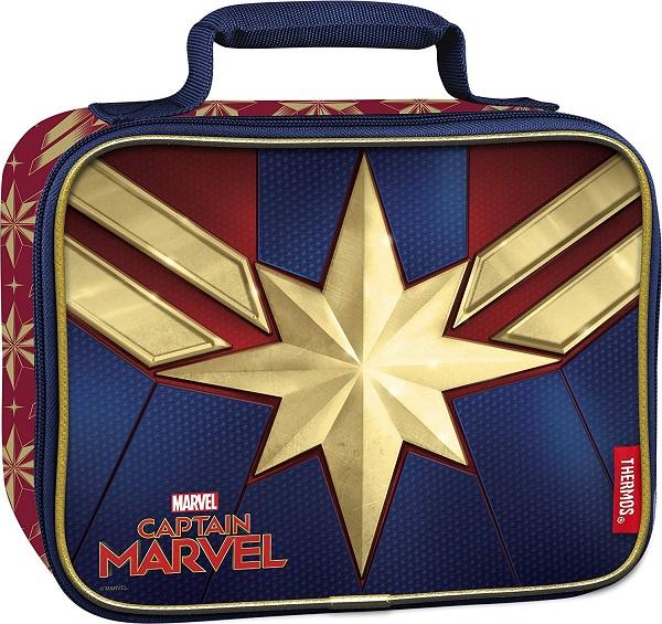 Captain Marvel Lunch Box