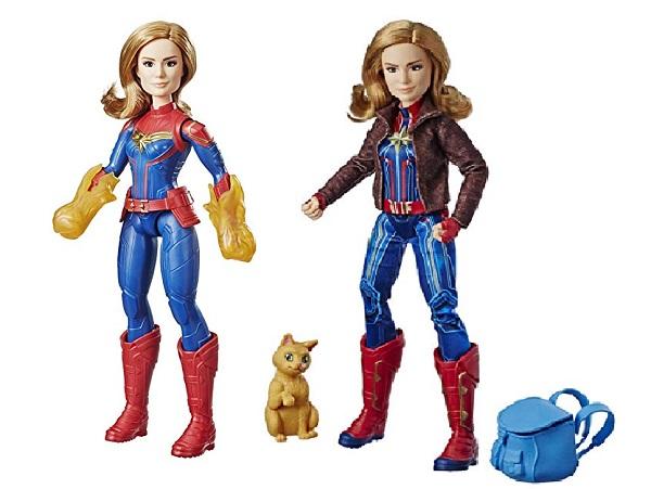 Captain Marvel Super Hero Doll
