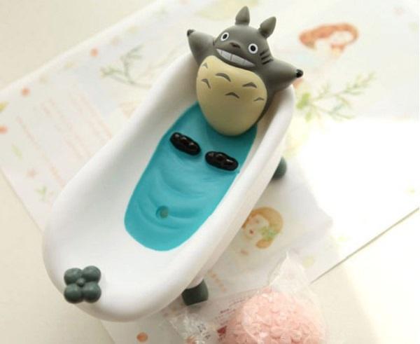 Totoro Bathroom Soap Dish