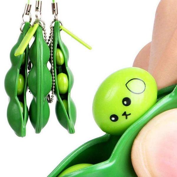 Peas in a Pod Squishy Stress Toy