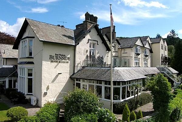 Burnside Hotel & Spa, Lake Road, Bowness-on-Windermere