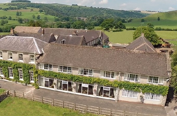 The Izaak Walton Hotel, Dovedale, Ashbourne