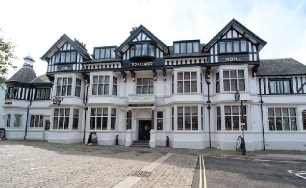 The Portland Hotel, West Bars, Chesterfield