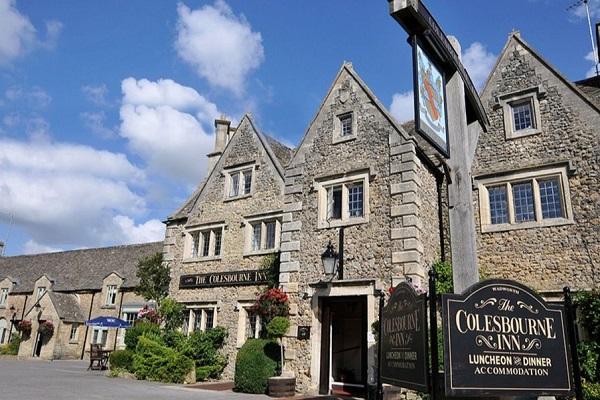The Colesbourne Inn, Cheltenham, Colesbourne