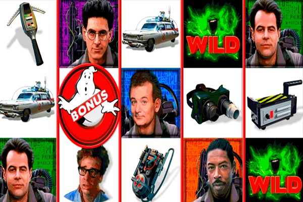 Ghostbusters Online Slot Game
