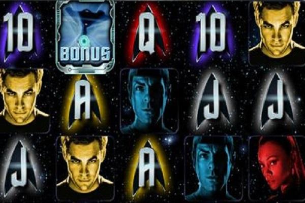 Star Trek Online Slot Game