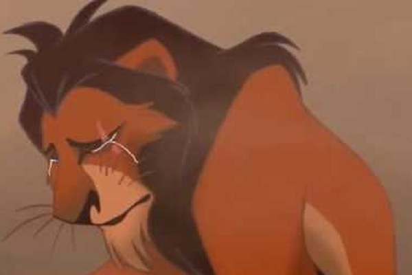 Scar From The Lion King - NPD