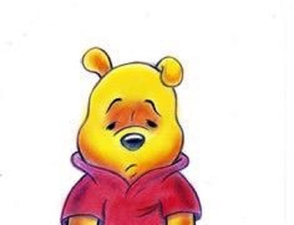 Winnie The Pooh - Binge Eating Disorder