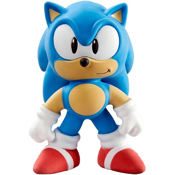 Sonic the Hedgehog Stretchy and Squidgy Stress Toy