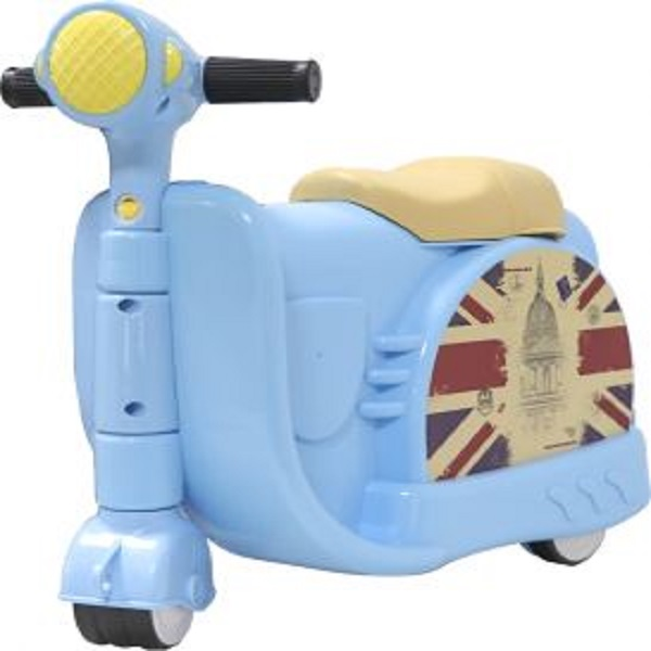 Scooter Ride-On Suitcase for Children