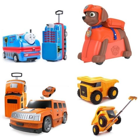 Ten of the Very Best Children's Ride-On Suitcases You Can Buy