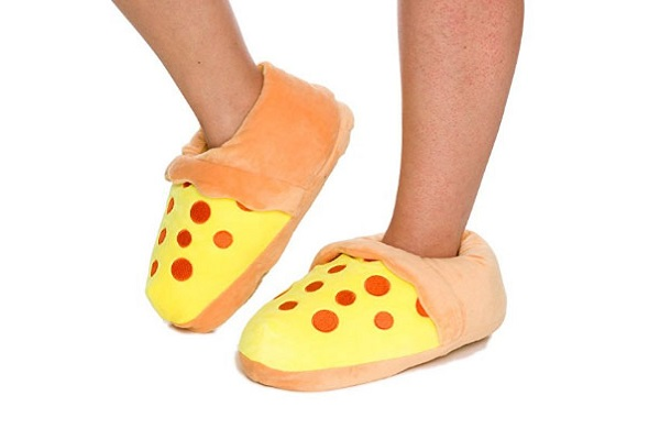 Pizza Slippers