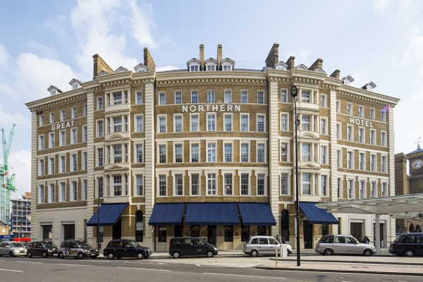 Great Northern Hotel, Kings Cross, London