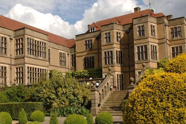 Fanhams Hall, Fanhams Hall Road, Ware