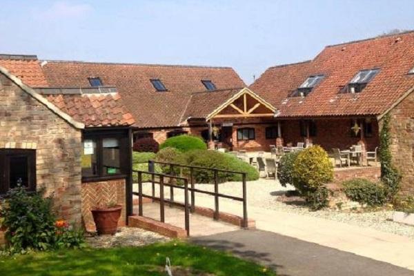 Hall Farm Hotel and Restaurant, Ashby cum Fenby, Grimsby