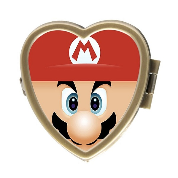 Super Mario Pill Box by Alibaba