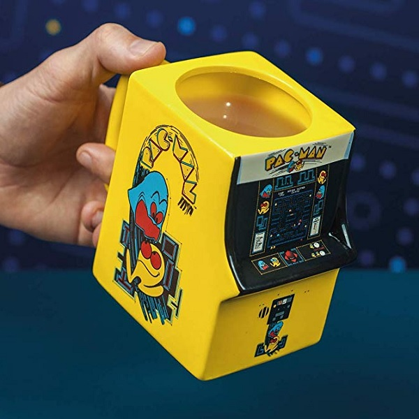 Pac-Man Arcade Machine Coffee Mug