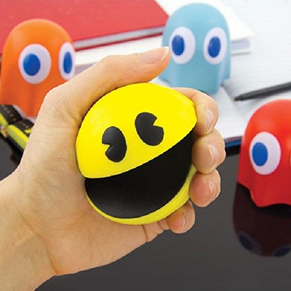 Pac-Man Stress Ball