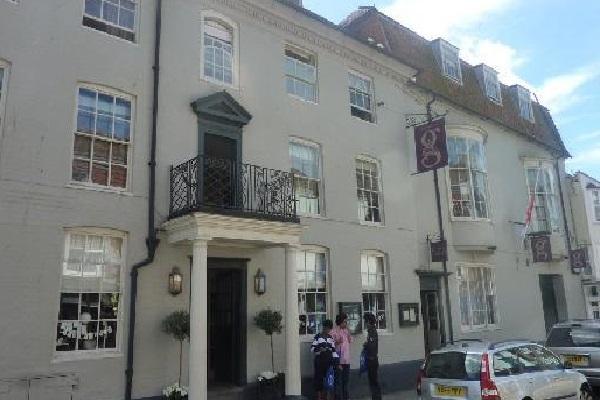 The George in Rye, High Street, Rye