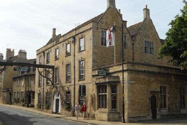 The George Hotel of Stamford, St Martin's, Stamford