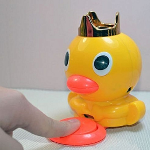 Rubber Duck Nail Dryer