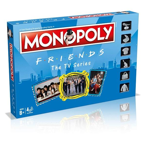 American Sitcom Friends - Monopoly - Friends Edition