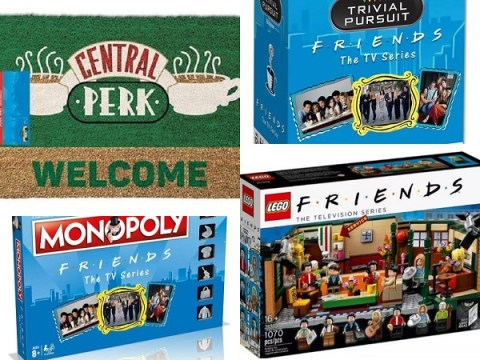 Ten Gift Ideas for Those Who Love the American Sitcom Friends