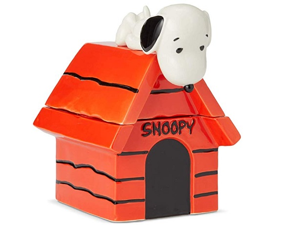 Snoopy's Dog House Cookie Jar