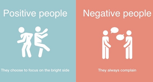 Top 10 Ways to Turn a Negative Into a Positive- by Adrienne Morgan