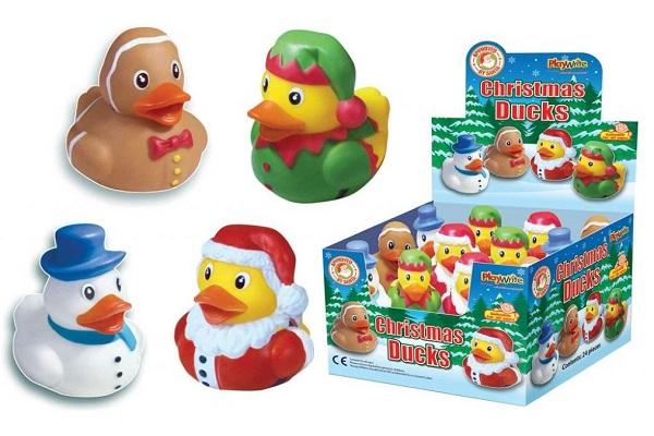Collectable Christmas Ducks