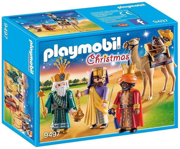 Collectable Christmas Playmobil Sets