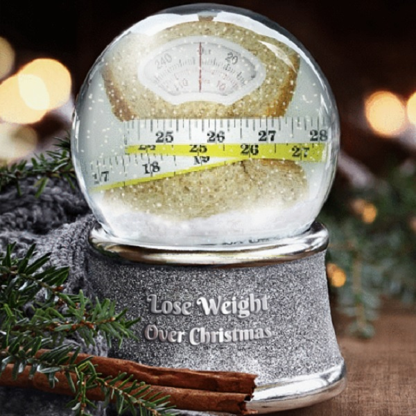 Ten Tips That Might Help You Lose Weight Over Christmas