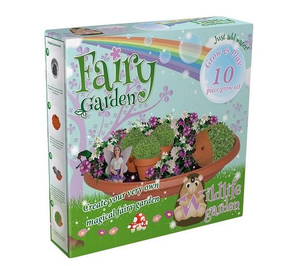 Grow Your Own Enchanted Fairy Garden Gift Idea