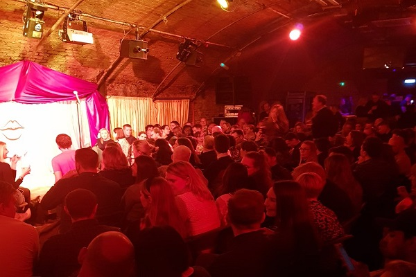 Entertainment Venues in London - The Covent Garden Comedy Club