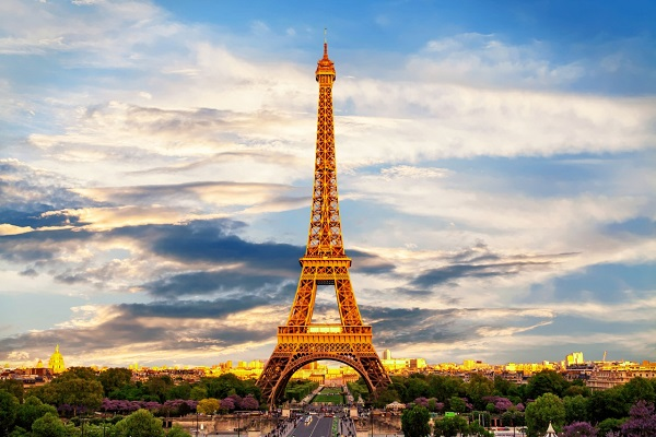 The Worlds Most Iconic Structures - Eiffel Tower